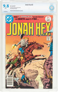 Bronze Age (1970-1979):Western, Jonah Hex #2 (DC, 1977) CBCS NM/MT 9.8 White pages....