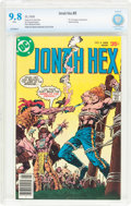 Bronze Age (1970-1979):Western, Jonah Hex #8 (DC, 1978) CBCS NM/MT 9.8 White pages....