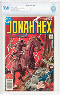 Bronze Age (1970-1979):Western, Jonah Hex #14 (DC, 1978) CBCS NM+ 9.6 Off-white to white pages....