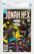 Bronze Age (1970-1979):Western, Jonah Hex #15 (DC, 1978) CBCS NM+ 9.6 White pages....