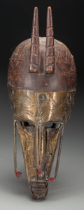 Tribal Art, MARKA, Mali. Mask...