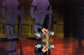 Animation Art:Production Cel, The Prince and the Pauper Mickey Mouse Production Cel (WaltDisney, 1990)....