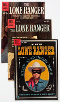 Silver Age (1956-1969):Western, Lone Ranger Group of 11 (Dell, 1960-61) Condition: Average VF....(Total: 11 Comic Books)