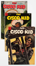 Silver Age (1956-1969):Western, The Cisco Kid #21-36 Group (Dell, 1954-57) Condition: AverageVF.... (Total: 16 Comic Books)