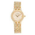 Estate Jewelry:Watches, Concord Lady's Diamond, Gold Les Palais Watch. ...
