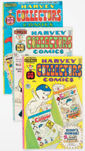 Bronze Age (1970-1979):Humor, Harvey Collectors Comics #2-16 File Copies Group (Harvey, 1975-78)Condition: Average VF/NM.... (Total: 75 Comic Books)