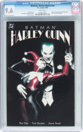 Modern Age (1980-Present):Superhero, Batman: Harley Quinn #nn (DC, 1999) CGC NM+ 9.6 White pages....