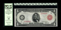 Fr. 832a $5 1914 Red Seal Federal Reserve Note PCGS Very Fine 35. The paper remains bright on this example that is close...