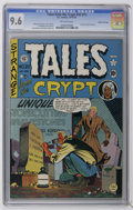 Golden Age (1938-1955):Horror, Tales From the Crypt #20 Gaines File pedigree 11/11 (EC, 1950) CGCNM+ 9.6 Off-white pages....