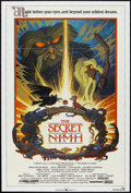 "Movie Posters:Animated, The Secret of NIMH (MGM/UA, 1982). One Sheet (27"" X 41""). AnimatedAdventure. Starring the voices of Hermione Baddeley, John..."