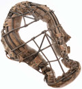 Baseball Collectibles:Others, Circa 1930's Vintage Catcher's Mask....