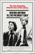 """Movie Posters:Drama, All the President's Men (Warner Brothers, 1976). One Sheet (27"""" X 41""""). Drama.. ..."""