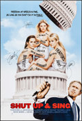 "Movie Posters:Documentary, Shut Up & Sing (The Weinstein Company, 2006). Autographed One Sheet (27"" X 40"") SS. Documentary.. ..."