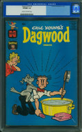 Silver Age (1956-1969):Humor, Dagwood #124 (Harvey, 1962) CGC VF/NM 9.0 Cream to off-white pages.