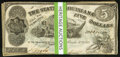 Obsoletes By State:Louisiana, Shreveport, LA- State of Louisiana $5(25) Mar. 10, 1863 Cr. 14. ... (Total: 25 notes)