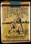 Baseball Cards:Unopened Packs/Display Boxes, Home Run Cigarettes Unopened Pack. ...