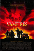 """Movie Posters:Horror, John Carpenter's Vampires (Columbia, 1998). One Sheets (10) Identical (26.75"""" X 39.75"""") DS. Horror.. ... (Total: 10 Items)"""