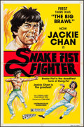 "Movie Posters:Action, Snake Fist Fighter & Others Lot (21st Century, 1981). OneSheets (10) (25.5"" X 39.25"" & 27"" X 41""). Action.. ... (Total:10 Items)"