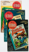 Golden Age (1938-1955):Classics Illustrated, Stories by Famous Authors Illustrated #1-13 Full Run Group(Seaboard Pub., 1950-51) Condition: Average VG+.... (Total: 13Comic Books)
