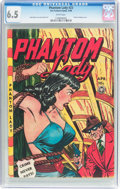 Golden Age (1938-1955):Superhero, Phantom Lady #23 (Fox Features Syndicate, 1949) CGC FN+ 6.5 White pages....