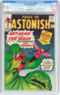 Silver Age (1956-1969):Superhero, Tales to Astonish #44 (Marvel, 1963) CGC NM+ 9.6 White pages....