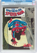 Magazines:Superhero, Spectacular Spider-Man #1 (Marvel, 1968) CGC NM/MT 9.8 Off-white towhite pages....