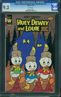Huey, Dewey, and Louie Junior Woodchucks #71 (Gold Key/Whitman, 1981) CGC NM- 9.2 White pages