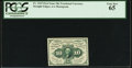 Fractional Currency:First Issue, Fr. 1243 10¢ First Issue PCGS Gem New 65.. ...