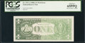 Error Notes:Ink Smears, Fr. 1917-A $1 1988A Federal Reserve Note. PCGS Gem New 65PPQ.. ...