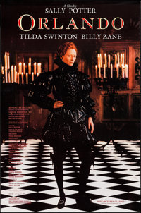 """Orlando & Others Lot (Sony Pictures Classics, 1992). One Sheets (34) (27"""" X 40"""" & 27"""" X 41"""")..."""