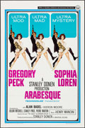 "Movie Posters:Thriller, Arabesque & Other Lot (Universal, 1966). One Sheets (2) (27"" X41""). Thriller.. ... (Total: 2 Items)"