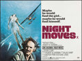 """Movie Posters:Crime, Night Moves & Other Lot (Warner Brothers, 1975). British Quads(2) (30"""" X 40""""). Crime.. ... (Total: 2 Items)"""