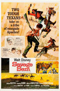 Memorabilia:Poster, Savage Sam One Sheet Movie Poster (Walt Disney, 1963)....