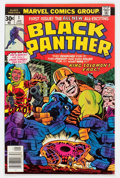 Bronze Age (1970-1979):Superhero, Black Panther #1 (Marvel, 1977) Condition: VF/NM....