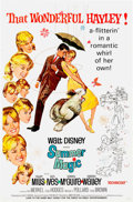 Memorabilia:Disney, Summer Magic One Sheet Movie Poster (Walt Disney, 1963)....