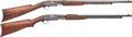Long Guns:Other, Lot of Two Remington Pump Action Rifles.... (Total: 2 Items)