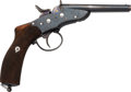Handguns:Muzzle loading, Brevet / Remington Double Barrel Pistol....