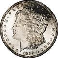 Proof Morgan Dollars: , 1895 $1 PR62 NGC. With the circulation strikes seemingly lost forever to the mass meltings of...