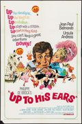 """Movie Posters:Foreign, Up to His Ears & Others Lot (Lopert, 1966). One Sheets (2) & International One Sheet (27"""" X 41""""). Foreign.. ... (Total: 3 Items)"""