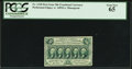 Fractional Currency:First Issue, Fr. 1310 50¢ First Issue PCGS Gem New 65.. ...