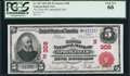 National Bank Notes:Massachusetts, Springfield, MA - $5 1902 Red Seal Fr. 587 The Third NB Ch. # (N)308. ...