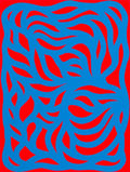 Prints, Sol LeWitt (American, 1928-2007). Loops, Blue/Red, 1999. Linocut in colors. 12 x 9 inches (30.4 x 22.8 cm) (image). 15 x...