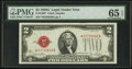 Small Size:Legal Tender Notes, Fr. 1508* $2 1928G Legal Tender Note. PMG Gem Uncirculated 65 EPQ.. ...
