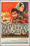 "Movie Posters:Adventure, Barabbas & Others Lot (Columbia, 1962). One Sheets (3) (27"" X41""). Adventure.. ... (Total: 3 Items)"