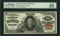 Large Size:Silver Certificates, Fr. 318 $20 1891 Silver Certificate PMG Choice Extremely Fine 45.. ...