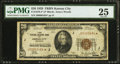 Fr. 1870-J* $20 1929 Federal Reserve Bank Note. PMG Very Fine 25
