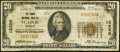 National Bank Notes:Missouri, Saint Louis, MO - $20 1929 Ty. 1 The Grand NB Ch. # 12220. ...