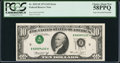 Error Notes:Inverted Third Printings, Fr. 2022-H $10 1974 Federal Reserve Note. PCGS Choice About New58PPQ.. ...