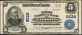 National Bank Notes:Pennsylvania, LaPorte, PA - $5 1902 Plain Back Fr. 600 The First NB Ch. # 9528....