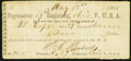 Obsoletes By State:Ohio, 89th Reg. Ohio V., USA, OH- C.W. Copes Sutler $2 May 18, 1863Keller OH-PE-A. ...